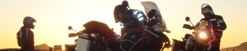2009 Gila Ride Sunrise 1113x229