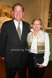 Tom Exton, Karen Hobson photo by Rob Rich © 2009 robwayne1@aol.com 516-676-3939