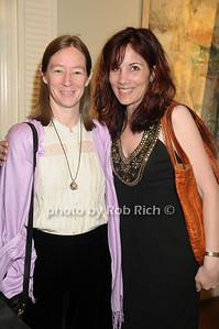 Amy Budinger, Aly Schwartz photo by Rob Rich © 2009 robwayne1@aol.com 516-676-3939