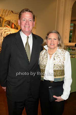Tom Exton, Karen Hobson<br /> photo by Rob Rich © 2009 robwayne1@aol.com 516-676-3939