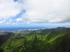 Looking west over Round Top (above Makiki)