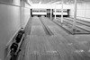 IMG_8762 copy<br /> <br /> Bowling alley in the basement of Hadley.