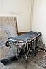 IMG_8738 copy<br /> <br /> Crash cart in morgue.