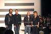 Johan Lindeberg, Justin Timberlake, Trace Ayala , Marcella Lindeberg<br />  photo by Rob Rich © 2009 robwayne1@aol.com 516-676-3939