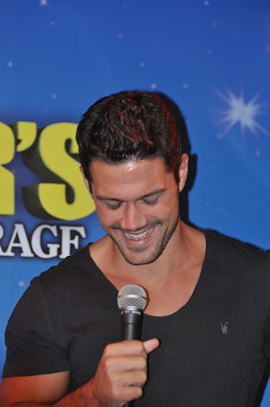 William deVry and Ryan Paevey (8/23-8/24/14)