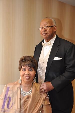 Williams 50th Wedding Anniversary