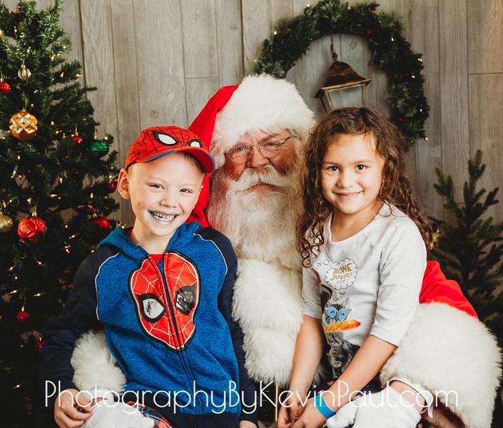 Williams Santa Portraits-1