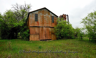 Cotton gin-Williamson County, Texas