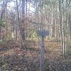 A trailmarker