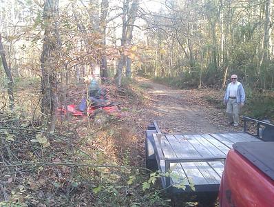 Bushwack Deer hunting site