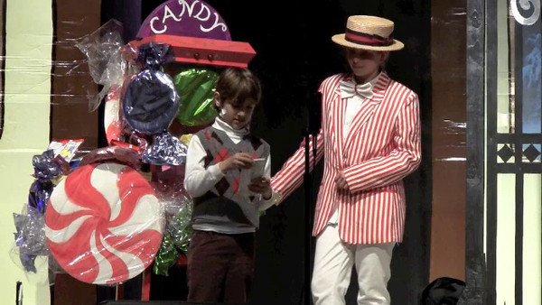 Willy Wonka Outtakes