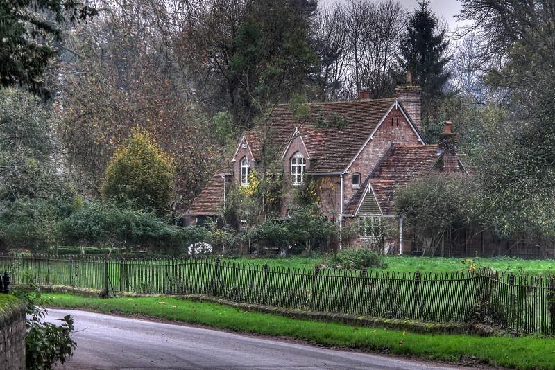 Brook House, Wimborne St Giles.