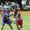 Hawaii lacrosse team Wimmer. Saturday, Oct 31, 2015 at the Kapiolani park in Honolulu, HI. Photo by Jesse Butcher/HMS