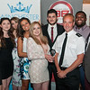 Best Bar None - Staff of The Royal Oak receive their award from Inspector Jon Turton of Hampshire Police. Wednesday 6th, September.