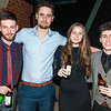 Best Bar None - Social Pic - (l to r) Will Kilroy, Adam Major, Olivia Wood and Tom Crawley of The Westgate. Wednesday 6th, September.