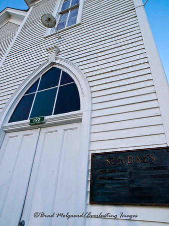 """Sundays"" - First Presbyterian Church-Giddings, Texas"