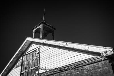 Ghost Church Steeple