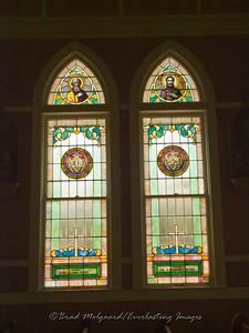 """""""Apostles"""" - St. John the Baptist-Ammannsville, Texas"""