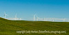 A Wyoming windfarm