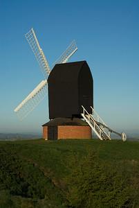 Brill Windmill, April 15.
