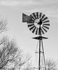 A windmill turning in the wind; best viewed in the largest size to see the motion