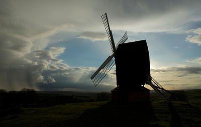 Brill windmill, April 22.