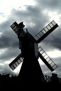 Windmill, Wimbledon Common, Feb 21.