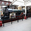 Replica 4-4-2 No 3041 'The Queen' at Windsor & Eton Central.