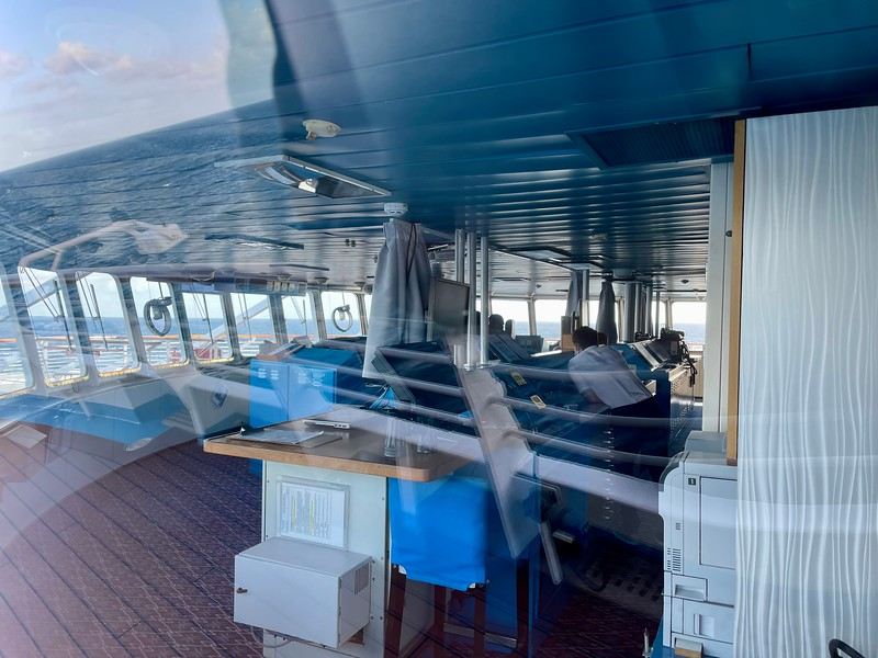 Windstar Star Breeze - Bridge - Deck 7