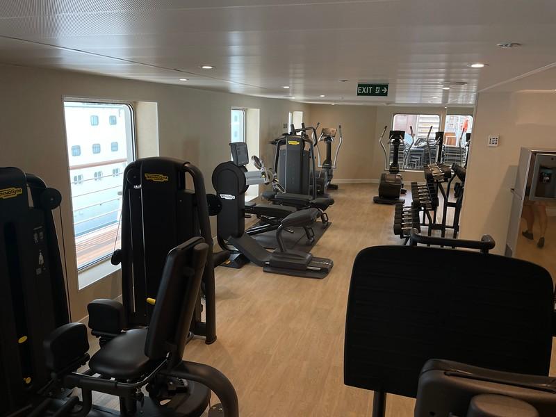 Windstar Star Breeze - Fitness Center - Deck 7
