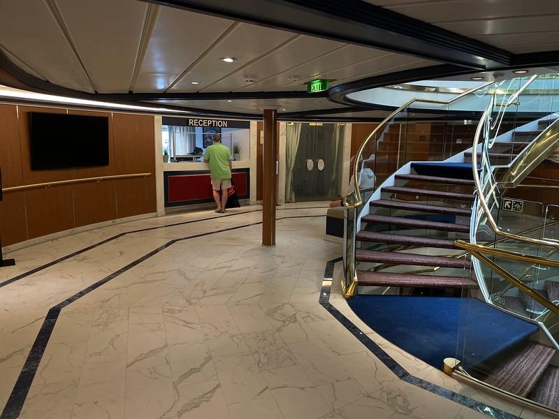 Windstar Star Breeze - Reception - Deck 5