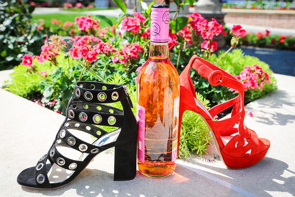 Wine, Women & Shoes!
