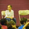 Anaïs public speaking finalist