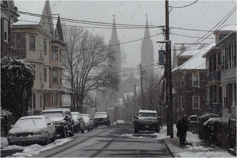 Pontiac Street.