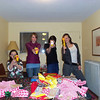 Nerf guns with extra darts - hours of fun in the motel room!