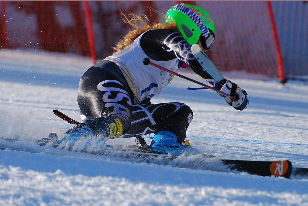 pre-Olympic FIS race