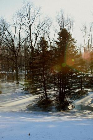 Winter Landscape 2009