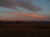 sunrise from Boulder