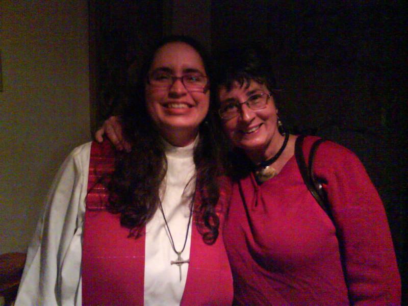 Miranda and Linda