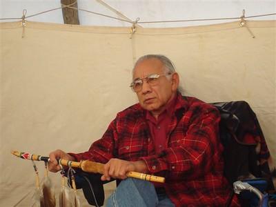 Pueblo Elder, Phillip Duran