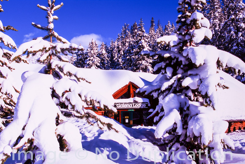 Galena Lodge, Sawtooth National Recreation Area, Idaho