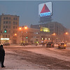 Kenmore Square. December, 2013.