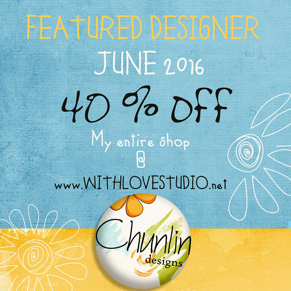 Chunlin Designs Featured Designer Sale