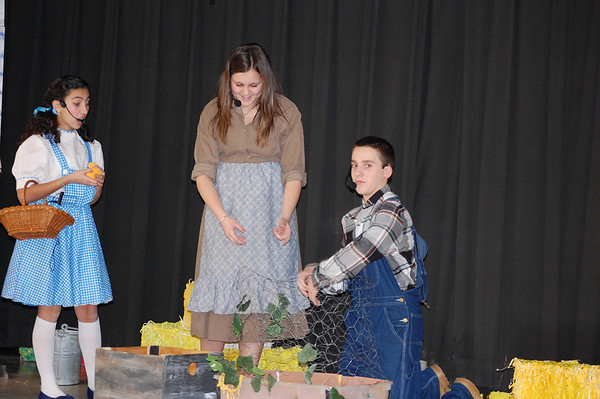 Wizard of Oz Spring 2013
