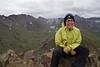 This is my girlfriend Sharon atop Wolverine Peak.