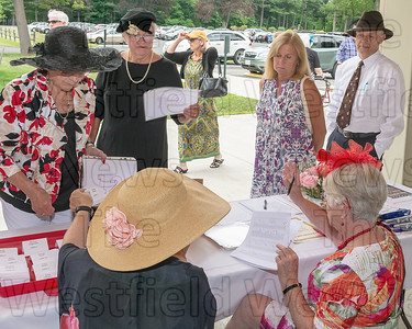 Woman's Club annual Tea & Hat competition June 27, 2018