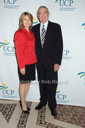 Donna Hanover, Dan Rather