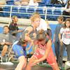 2014 Junior Womens Freestyle Nationals <br /> 130 - Champ. Round 2 - Jasmine Bailey (Iowa) over Lauren Gilbert (Texas) (Fall 0:41)
