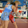 2014 USAW Jr Women`s FS Nationals<br /> 130 - Quarterfinal - Jasmine Bailey (Iowa) won by tech fall over Samantha Ouye Gonzalez (New York) (TF 11-0)