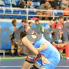 2014 Junior Womens Freestyle Nationals <br /> 117 - Champ. Round 1 - Angeles Cabada (Texas) over Tori Goodale (Iowa) (Fall Fall 1:14)
